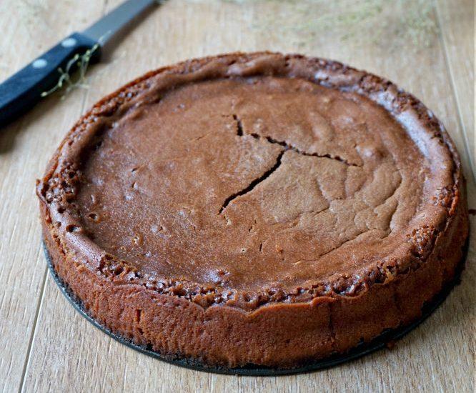 Fondant chocolat marron - Rappelle toi des mets