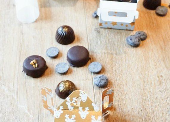 Chocolats maison : le matériel - Rappelle toi des mets