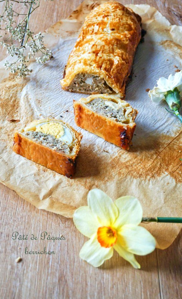Pâté de Pâques berrichon - Rappelle toi des mets