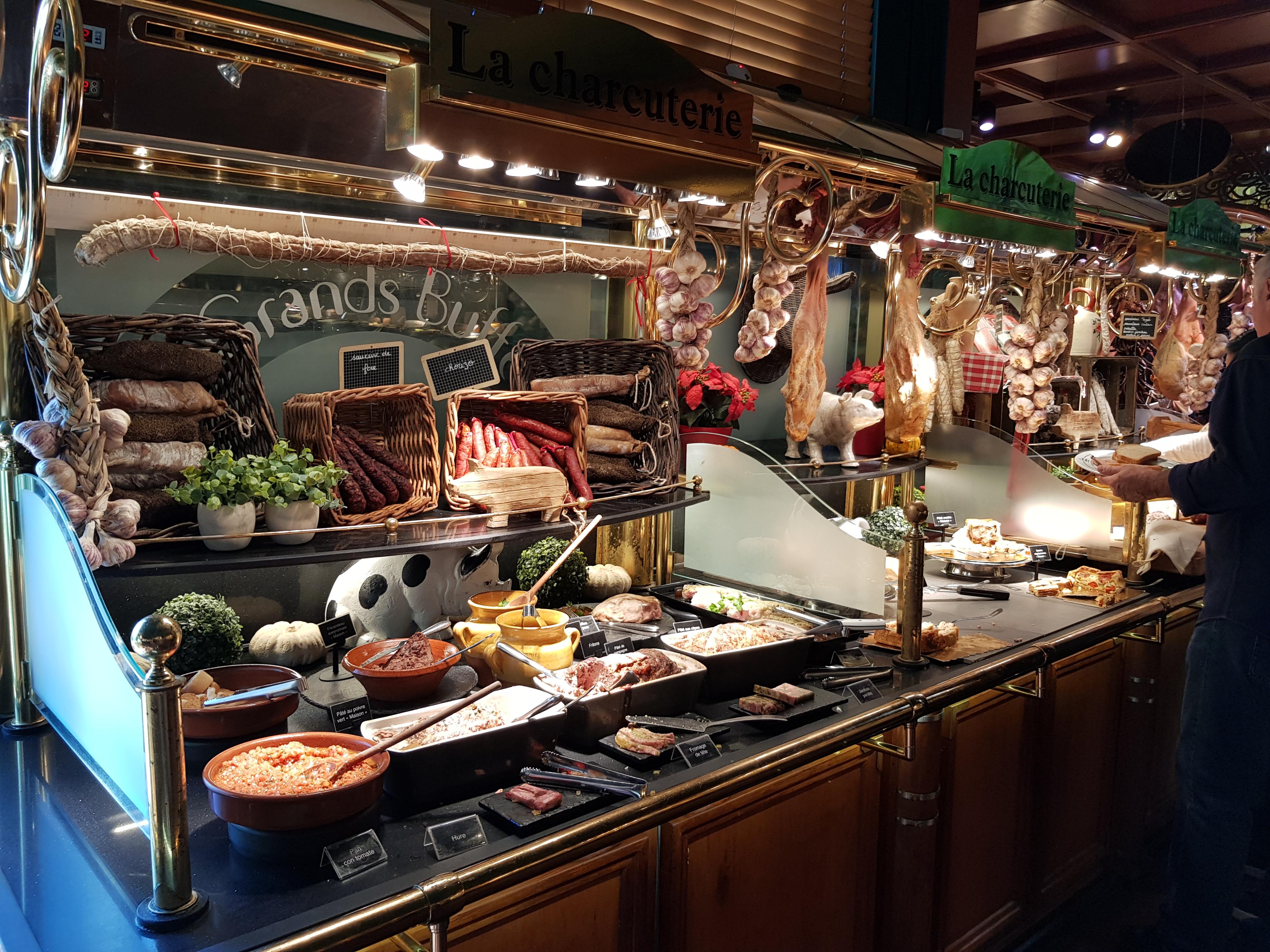 Restaurant Les grands buffets Narbonne