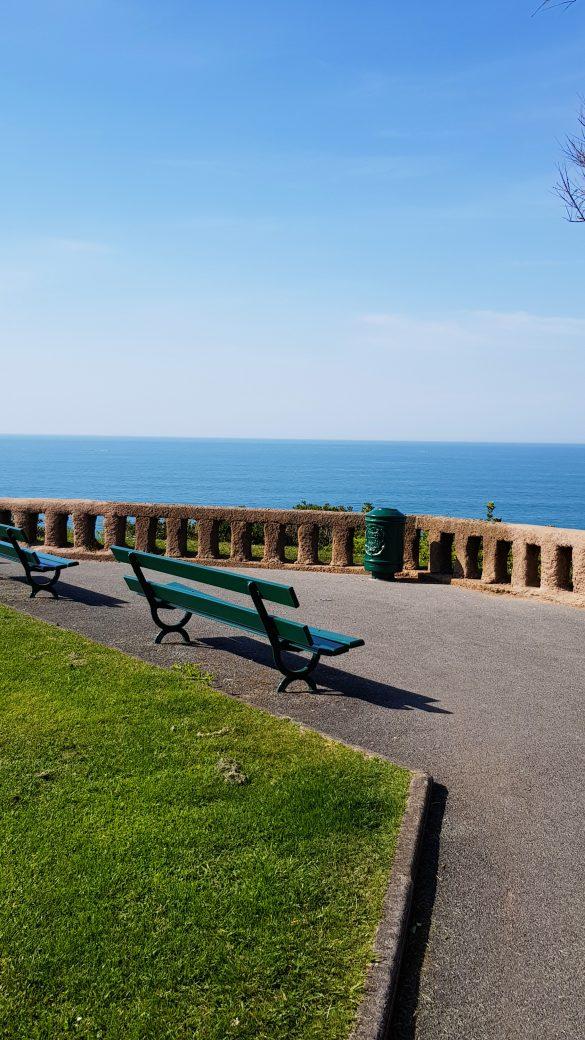 Un week end à Biarritz