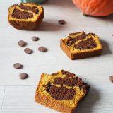 Marbré potimarron chocolat